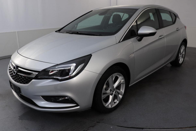 Opel Astra 1.6 Diesel 136 ch S Gris occasion à Aubière