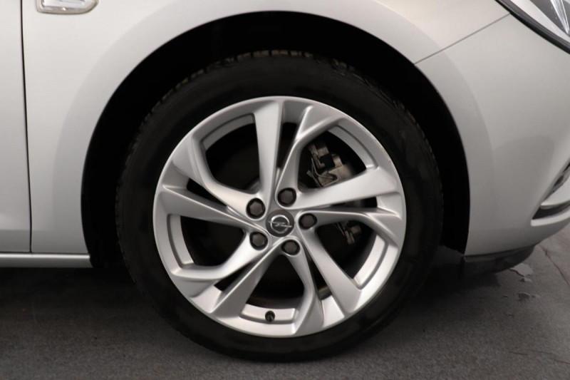 Opel Astra 1.6 Diesel 136 ch S Gris occasion à Aubière - photo n°9