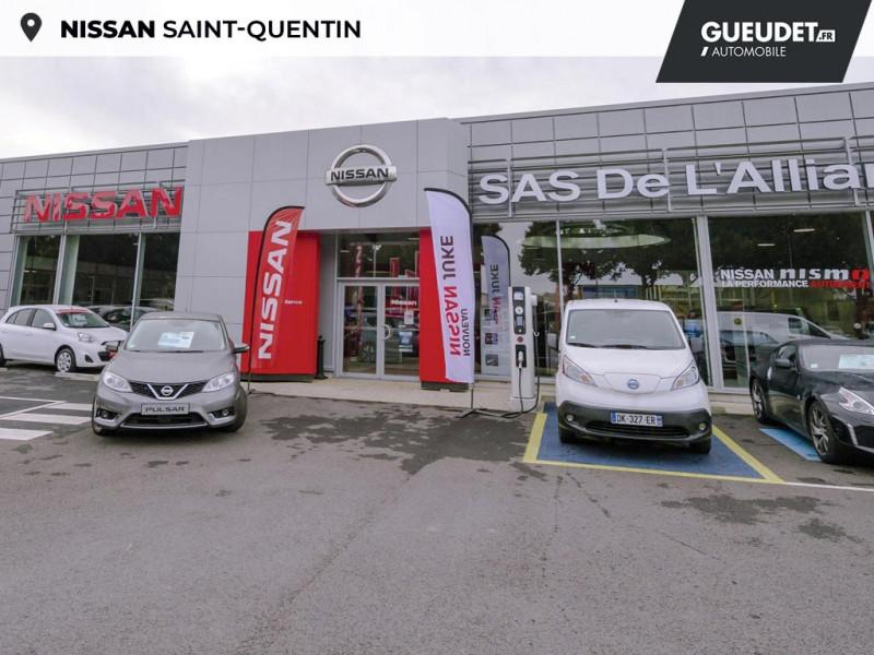 Opel Astra 1.7 CDTI 110ch FAP Cosmo Gris occasion à Saint-Quentin - photo n°20