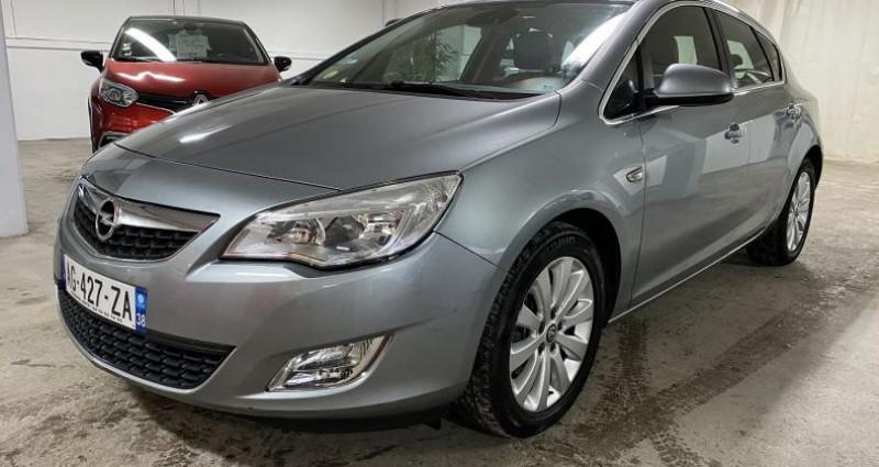 Opel Astra 1.7 CDTI110 FAP ENJOY Gris occasion à VOREPPE