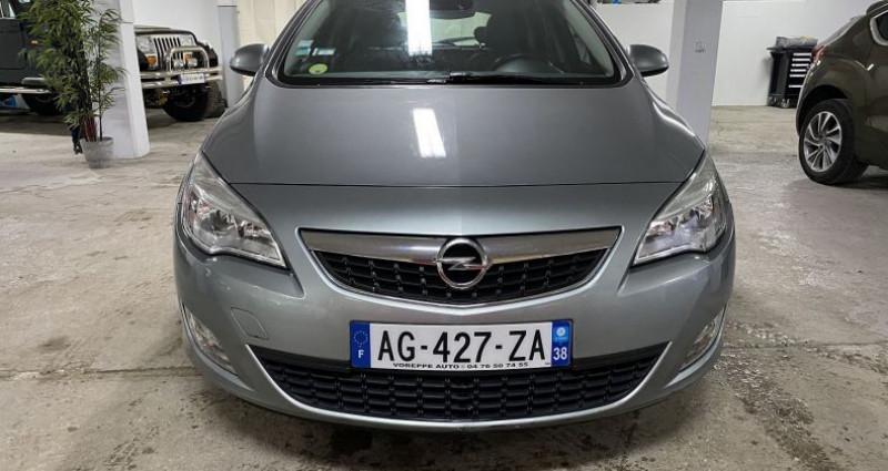 Opel Astra 1.7 CDTI110 FAP ENJOY Gris occasion à VOREPPE - photo n°2