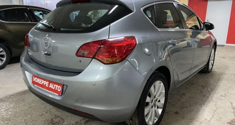 Opel Astra 1.7 CDTI110 FAP ENJOY Gris occasion à VOREPPE - photo n°4