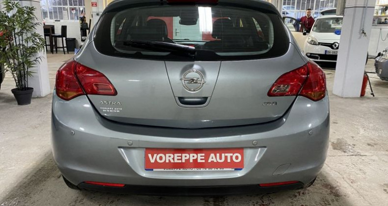 Opel Astra 1.7 CDTI110 FAP ENJOY Gris occasion à VOREPPE - photo n°5