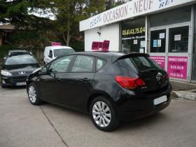 Opel Astra 1.7 CDTI110 FAP ENJOY Noir occasion à Toulouse - photo n°3