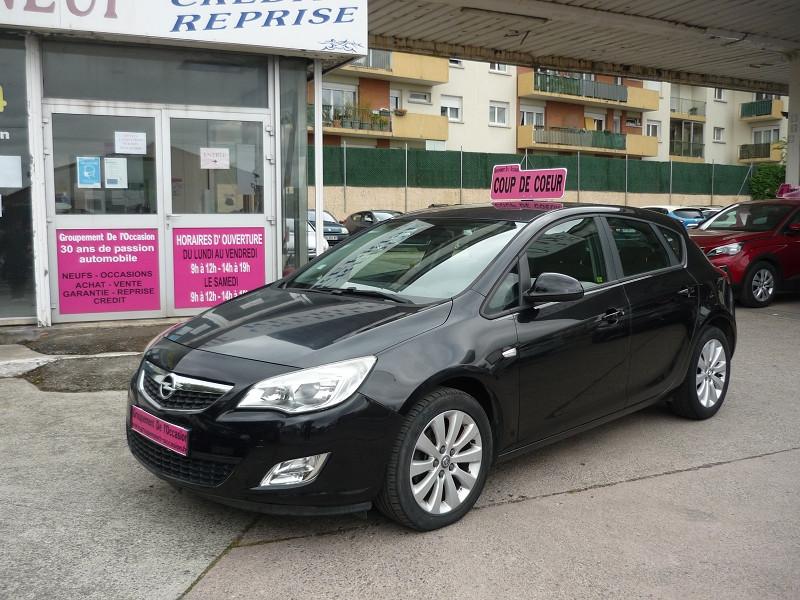 Opel Astra occasion 2011 mise en vente à Toulouse par le garage GROUPEMENT DE L'OCCASION - photo n°1