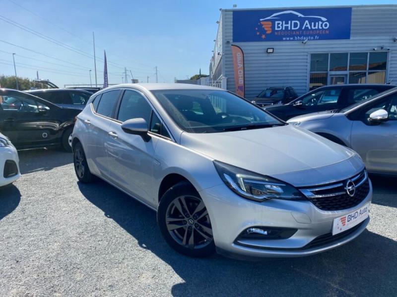 Opel Astra occasion 2019 mise en vente à Biganos par le garage BHD AUTO - photo n°1