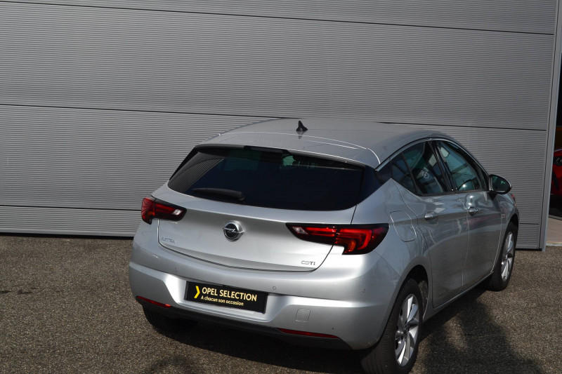 Opel Astra Astra 1.6 Diesel 110 ch Innovation 5p Gris occasion à  - photo n°2