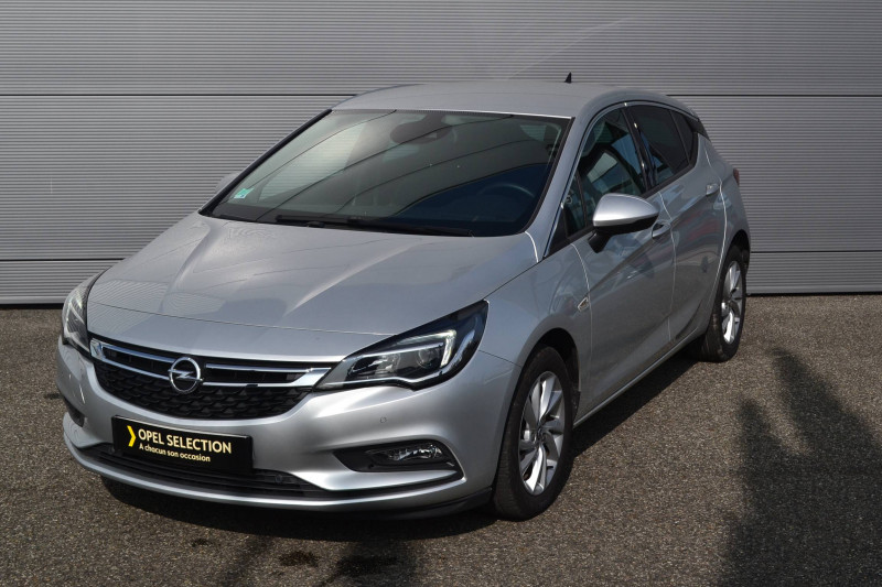 Opel Astra Astra 1.6 Diesel 110 ch Innovation 5p Gris occasion à