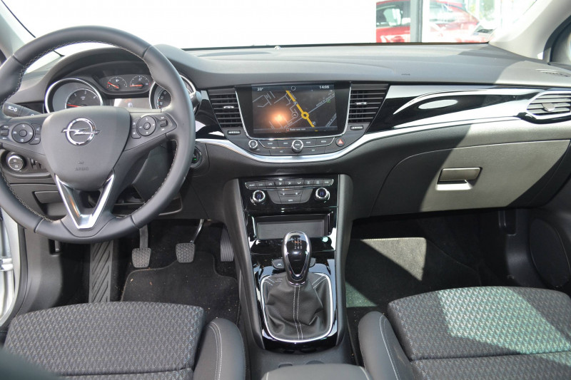 Opel Astra Astra 1.6 Diesel 110 ch Innovation 5p Gris occasion à  - photo n°19