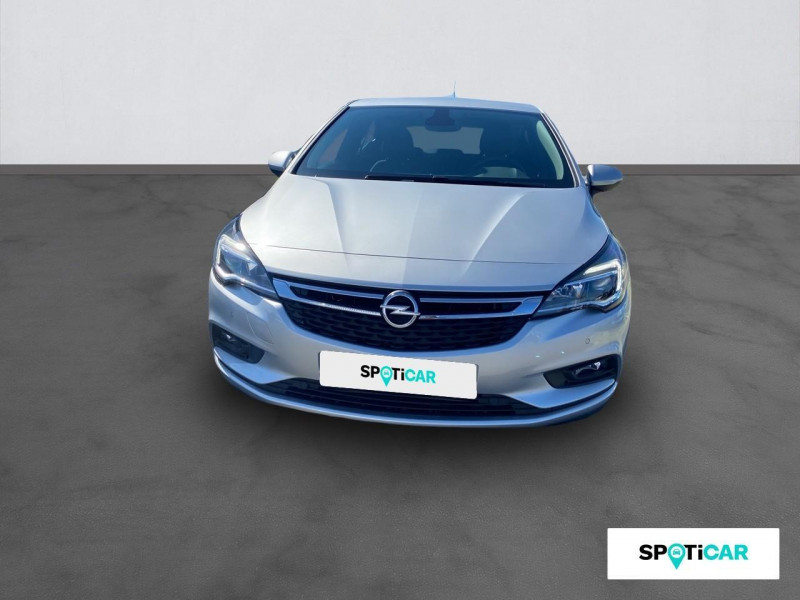 Opel Astra BUSINESS EDITION 1.6D 110 Gris occasion à MILLAU - photo n°2