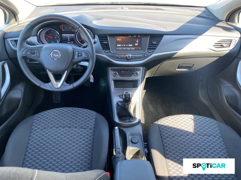 Opel Astra BUSINESS EDITION 1.6D 110 Gris occasion à MILLAU - photo n°8