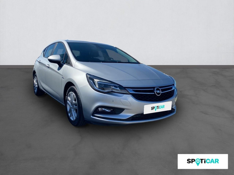 Opel Astra BUSINESS EDITION 1.6D 110 Gris occasion à MILLAU - photo n°3