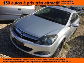 Opel Astra Gris, garage VOITURE PAS CHERE RHONE ALPES à Saint-Bonnet-de-Mure