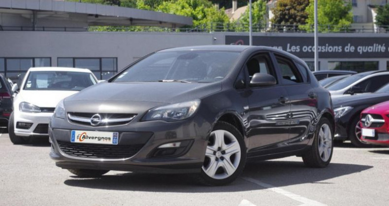 Opel Astra IV (2) 1.4 TURBO 120 EDITION Gris occasion à Chambourcy