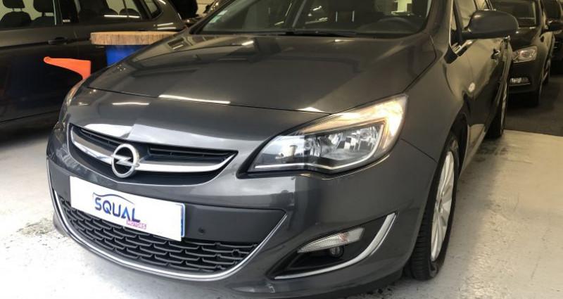 Opel Astra IV 1.6 CDTI 136ch FAP Cosmo Start&Stop Gris occasion à ROUEN