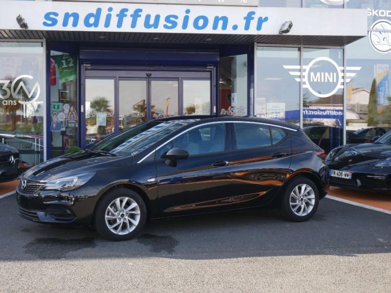 Opel Astra NEW 1.5 D 122 BV6 ELEGANCE Noir occasion à Lescure-d'Albigeois
