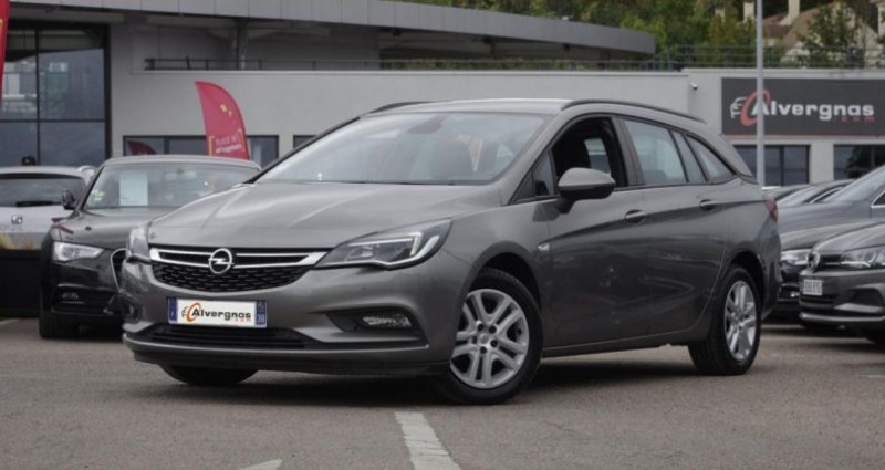 Opel Astra V 1.6 CDTI 136 BUSINESS EDITION AUTO Gris occasion à Chambourcy