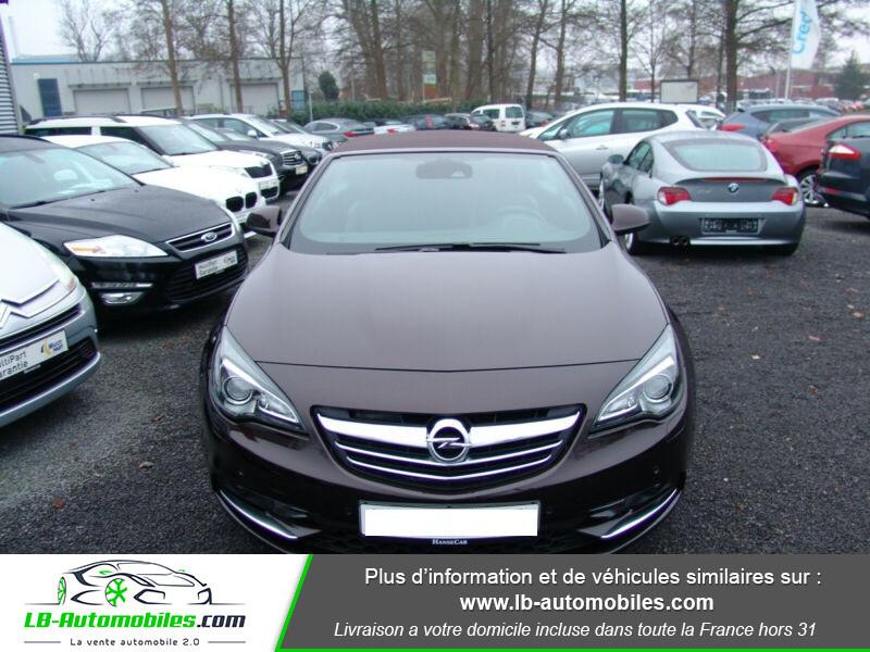 Opel Cascada 1.6 Turbo 170 ch BVA6 Marron occasion à Beaupuy - photo n°9