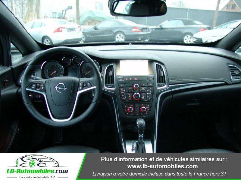 Opel Cascada 1.6 Turbo 170 ch BVA6 Marron occasion à Beaupuy - photo n°2