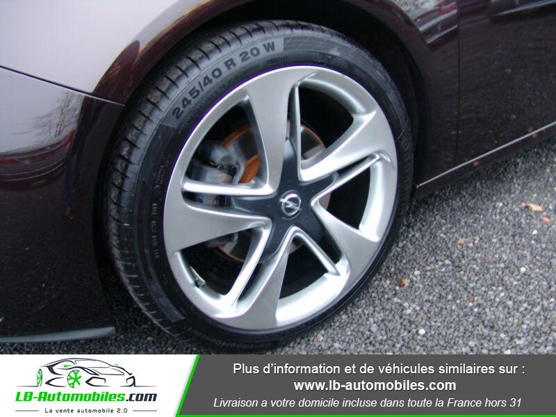 Opel Cascada 1.6 Turbo 170 ch BVA6 Marron occasion à Beaupuy - photo n°11