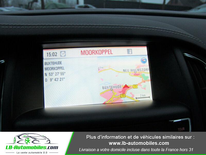 Opel Cascada 1.6 Turbo 170 ch BVA6 Marron occasion à Beaupuy - photo n°6
