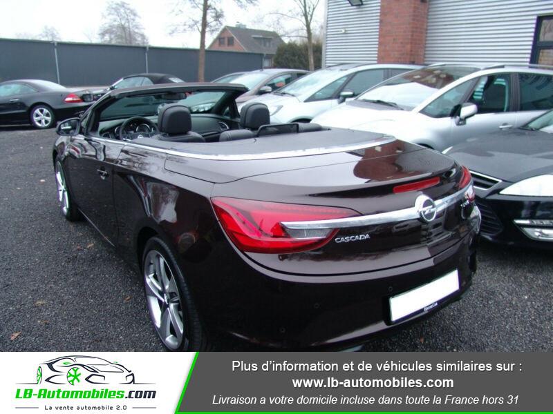 Opel Cascada 1.6 Turbo 170 ch BVA6 Marron occasion à Beaupuy - photo n°8