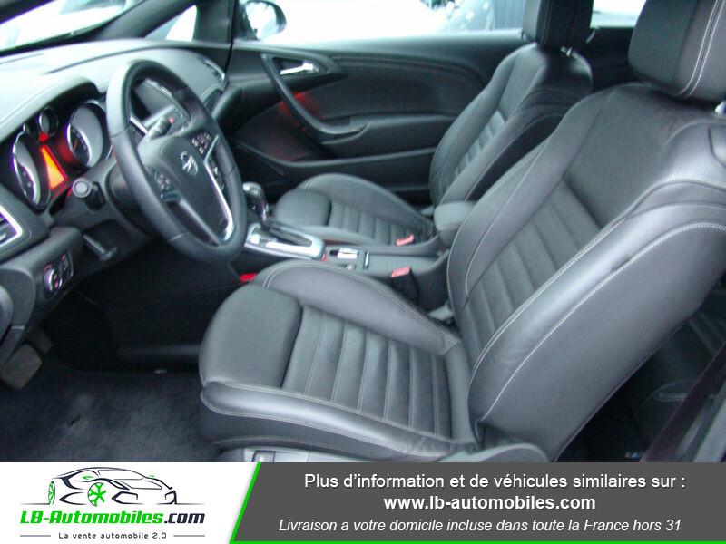 Opel Cascada 1.6 Turbo 170 ch BVA6 Marron occasion à Beaupuy - photo n°5