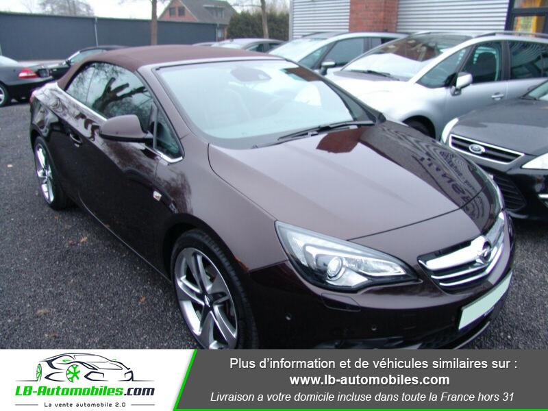 Opel Cascada 1.6 Turbo 170 ch BVA6 Marron occasion à Beaupuy - photo n°10