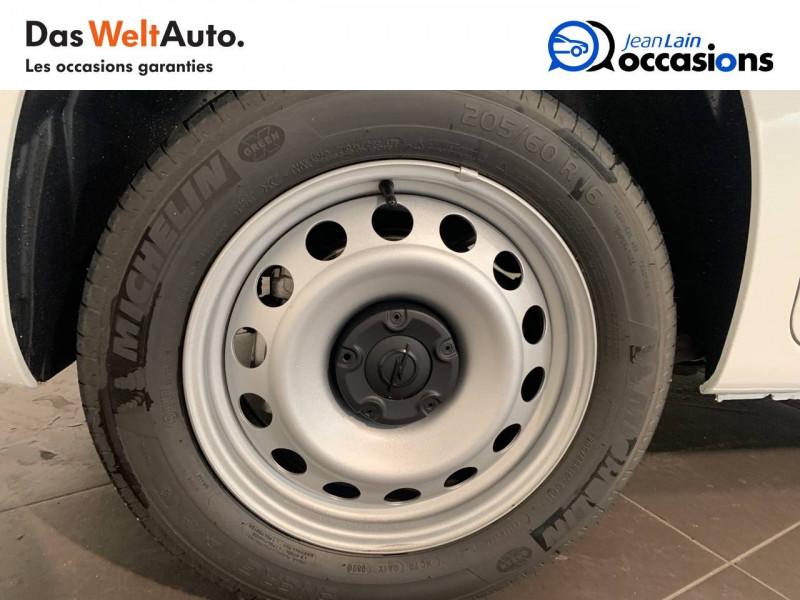 Opel Combo COMBO CARGO FRIGO 1.5 100 ch 4P 3PL PACK CLIM 4p Blanc occasion à Seynod - photo n°9