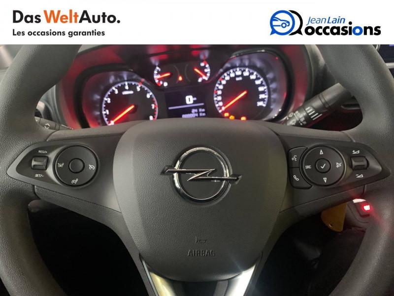 Opel Combo COMBO CARGO FRIGO 1.5 100 ch 4P 3PL PACK CLIM 4p Blanc occasion à Seynod - photo n°12