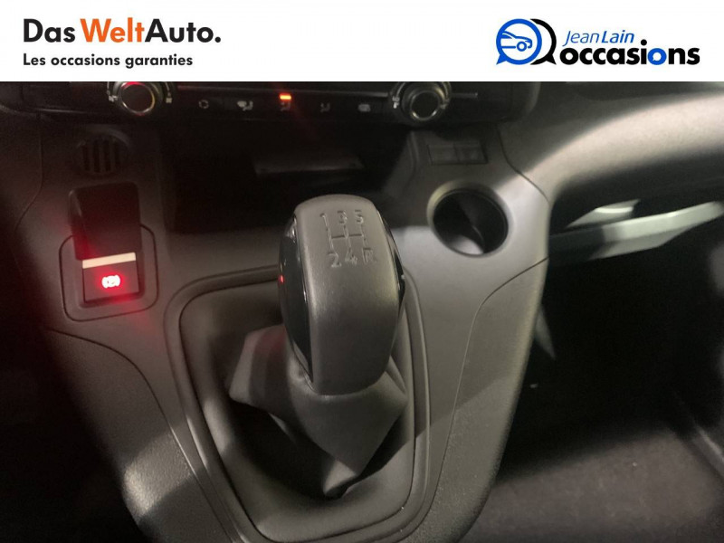 Opel Combo COMBO CARGO FRIGO 1.5 100 ch 4P 3PL PACK CLIM 4p Blanc occasion à Seynod - photo n°13