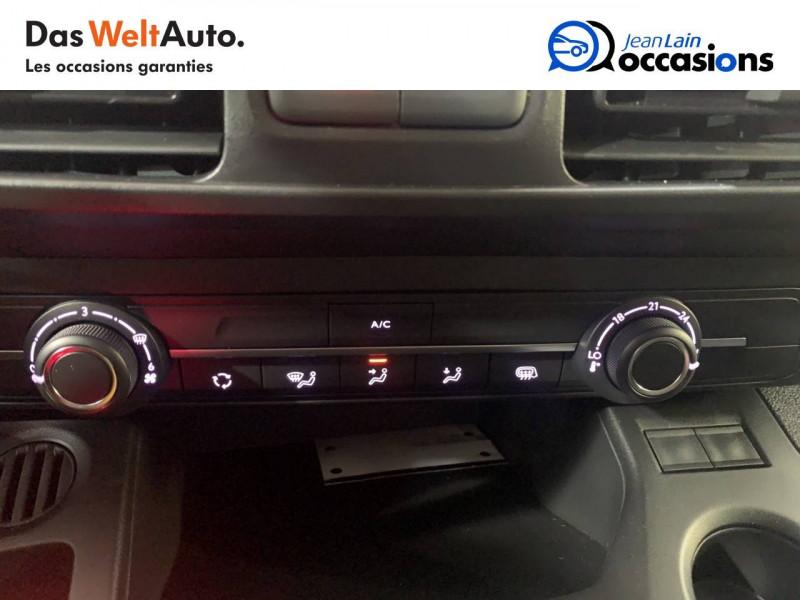 Opel Combo COMBO CARGO FRIGO 1.5 100 ch 4P 3PL PACK CLIM 4p Blanc occasion à Seynod - photo n°14