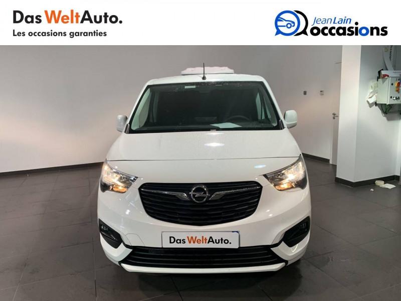 Opel Combo COMBO CARGO FRIGO 1.5 100 ch 4P 3PL PACK CLIM 4p Blanc occasion à Seynod - photo n°2