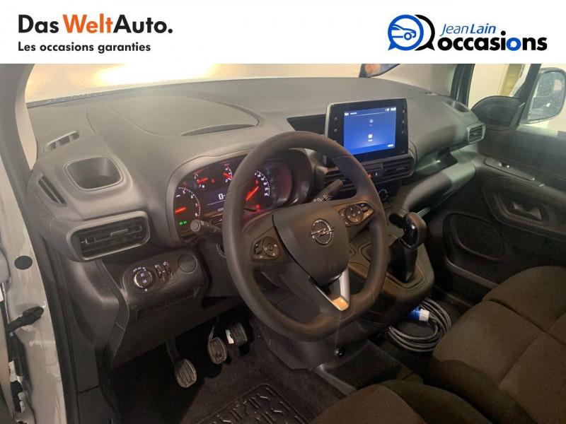 Opel Combo COMBO CARGO FRIGO 1.5 100 ch 4P 3PL PACK CLIM 4p Blanc occasion à Seynod - photo n°18