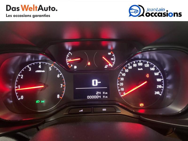 Opel Combo COMBO CARGO FRIGO 1.5 100 ch 4P 3PL PACK CLIM 4p Blanc occasion à Seynod - photo n°15