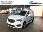 Opel Combo COMBO CARGO FRIGO 1.5 100 ch 4P PACK CLIM 4p Blanc à La Motte-Servolex 73
