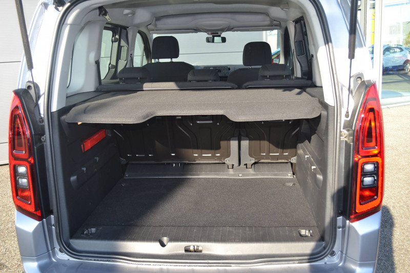 Opel Combo Combo Life L1H1 1.2 110 ch Start/Stop Enjoy 5p Gris occasion à  - photo n°3