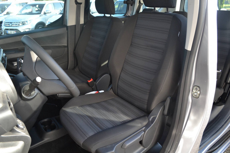 Opel Combo Combo Life L1H1 1.2 110 ch Start/Stop Enjoy 5p Gris occasion à  - photo n°5