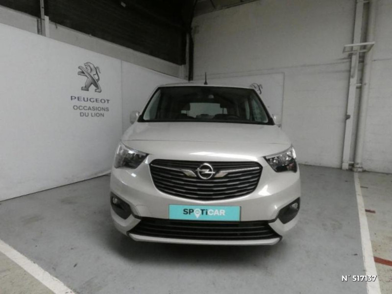 Opel Combo L1H1 1.2 110ch S&S Enjoy Gris occasion à Brie-Comte-Robert - photo n°3