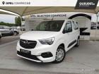 Opel Combo L1H1 1.5 D 100ch Edition Blanc à Compiègne 60