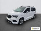Opel Combo L1H1 1.5 D 100ch Elegance BVM6 Blanc à CASTRES 81