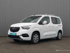 Opel Combo L1H1 1.5 D 100ch Elegance Blanc à Cerisé 61