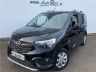 Opel Combo L1H1 1.5 DIESEL 130 CH BVA8 START/STOP Elegance Noir à MERIGNAC 33