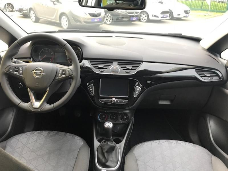 Opel Corsa 1.0 ECOTEC Turbo 90ch Design 120 ans Start/Stop 5p Blanc occasion à Vert-Saint-Denis - photo n°8