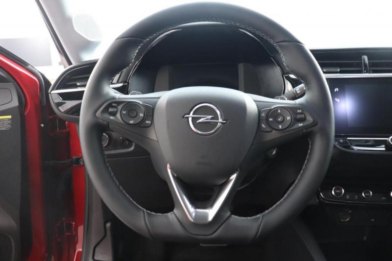 Opel Corsa 1.2 100CH ELEGANCE EAT8 Rouge occasion à Aubière - photo n°10