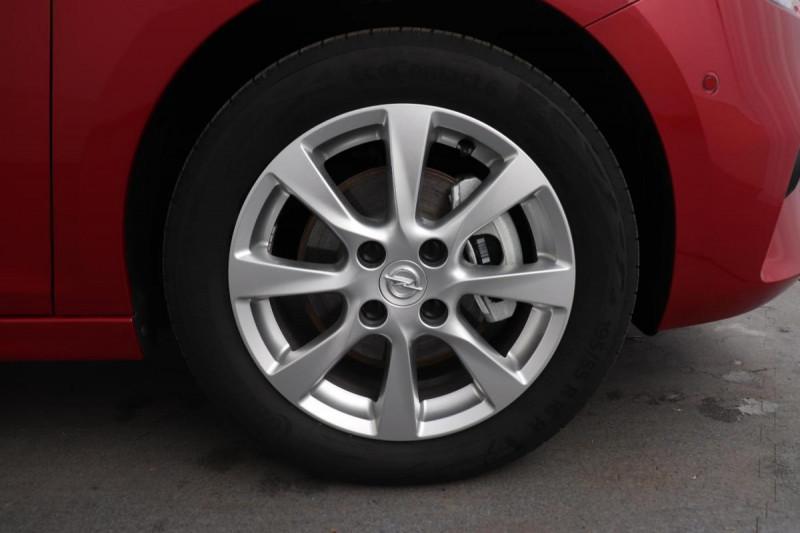 Opel Corsa 1.2 100CH ELEGANCE EAT8 Rouge occasion à Aubière - photo n°9