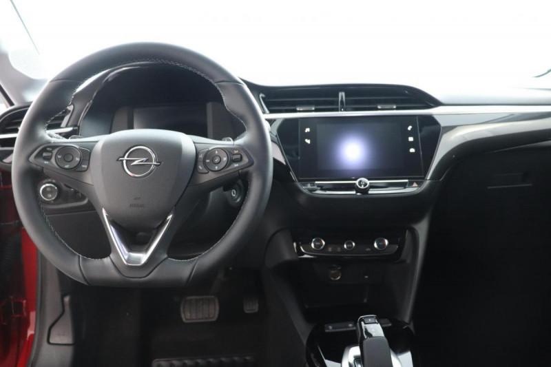 Opel Corsa 1.2 100CH ELEGANCE EAT8 Rouge occasion à La Garde - photo n°4