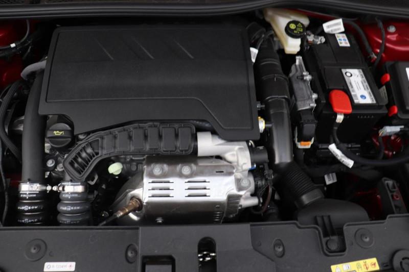 Opel Corsa 1.2 100CH ELEGANCE EAT8 Rouge occasion à La Garde - photo n°13