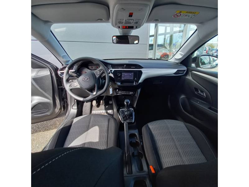 Opel Corsa 1.2 75 ch BVM5 Edition Gris occasion à Saint Bazeille - photo n°16