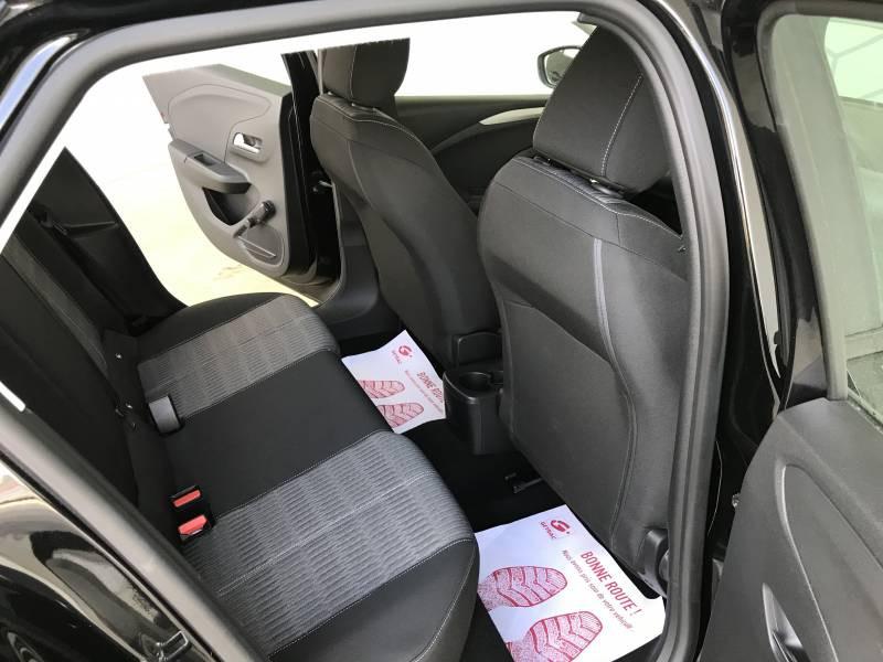 Opel Corsa 1.2 75 ch BVM5 Edition Noir occasion à Saint Bazeille - photo n°8